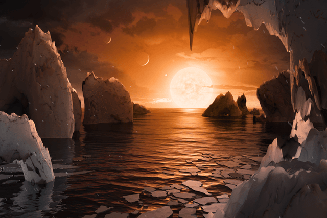 Life may seed from planet to planet in TRAPPIST-1 system, study finds