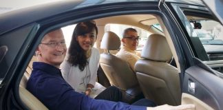 Apple-Backed Didi Chuxing Earns Record $5.5B in China Tech Funding, Looks to Driverless as Future