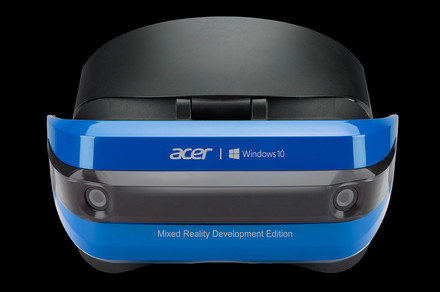 Acer Windows Mixed Reality head-mounted display: Our first take