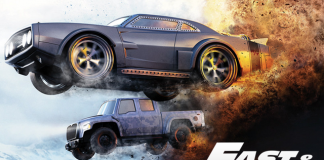 Bring The Fast & The Furious to life in the backyard with Anki Overdrive