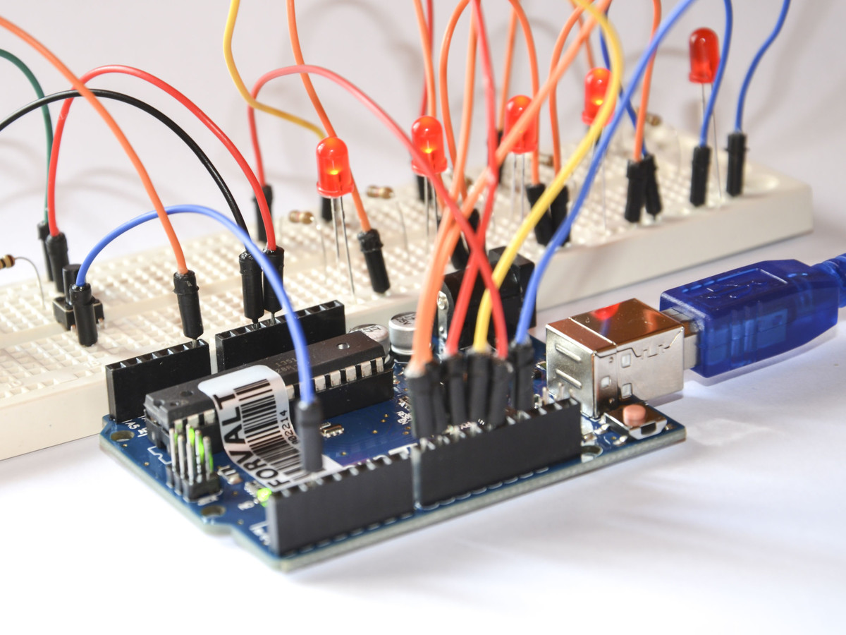 Looking For A Fun Electronics Project Heres 12 Easy Arduino Based Circuit You Gizmos Can