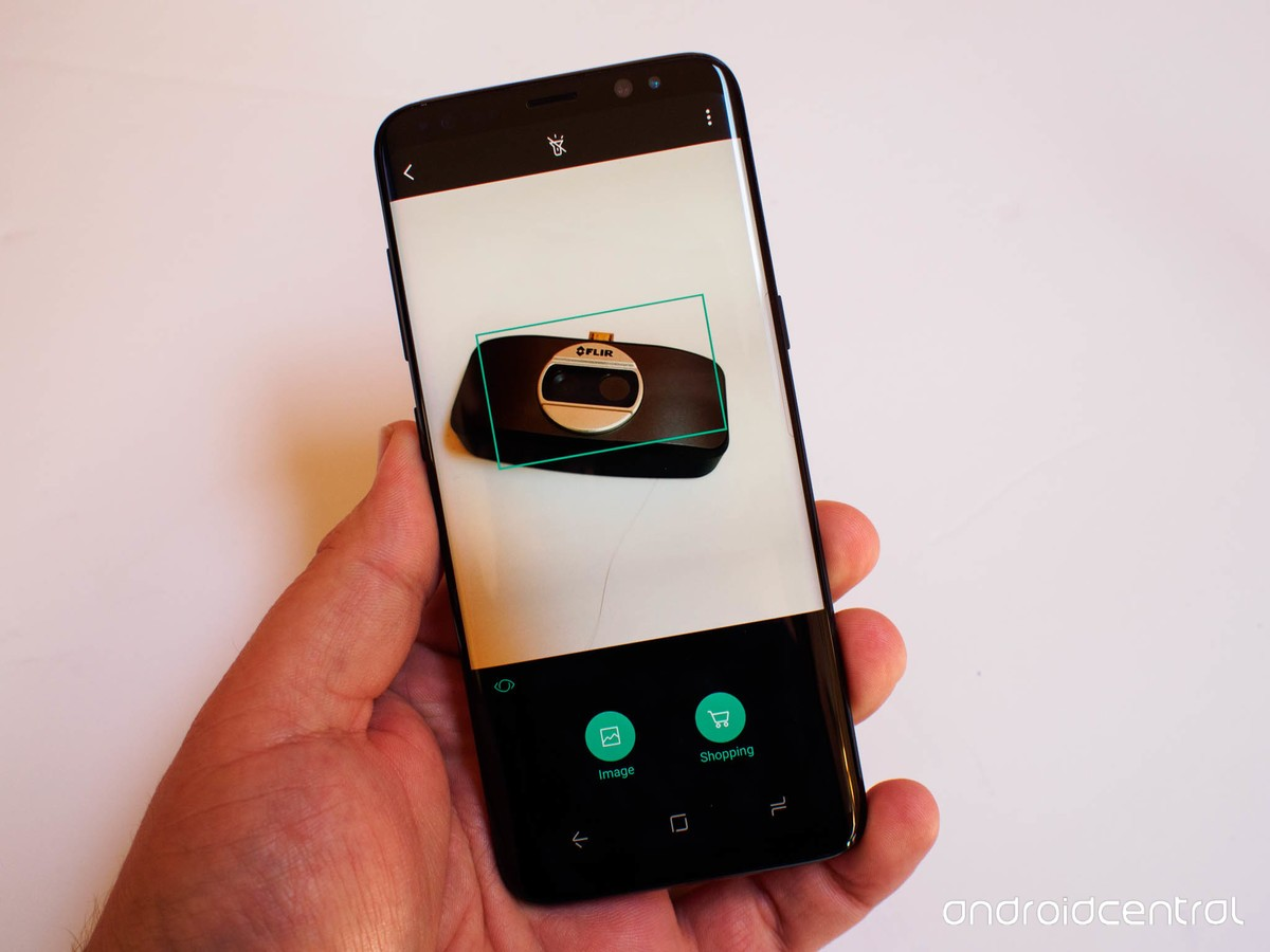 More Bixby Vision features are hitting Verizon phones - AIVAnet