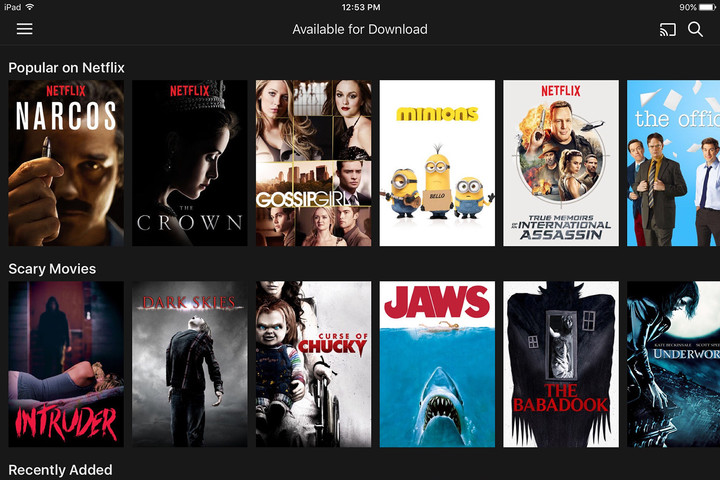 How to download Netflix movies and TV shows to your phone