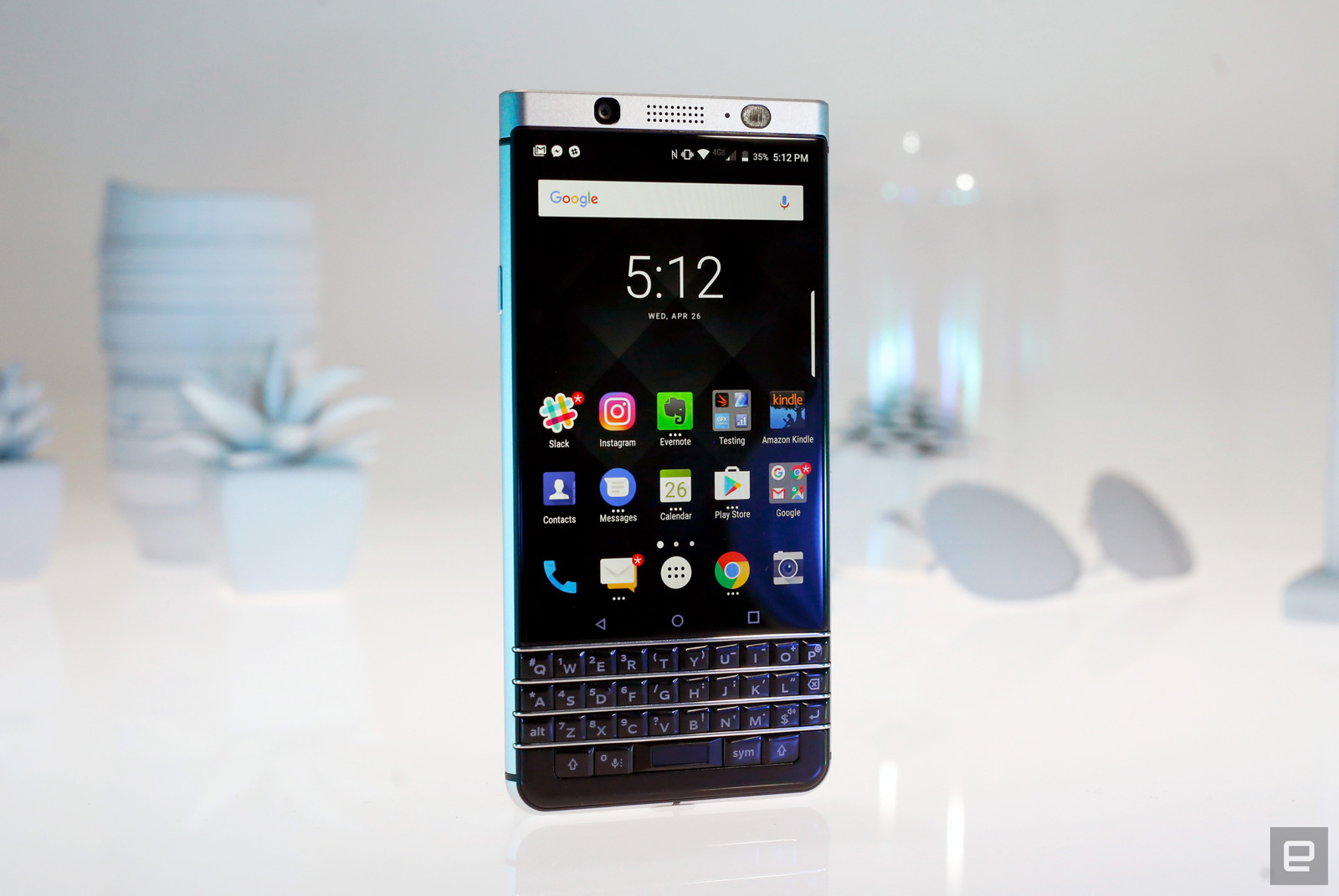 Where to buy the BlackBerry KEYone in the UK