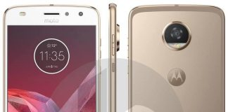 Moto focused on slimming down for the Z2 Play