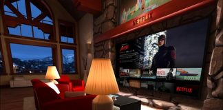 Gear VR Protip: How to watch Netflix laying down
