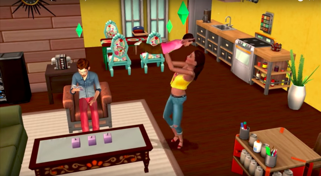 Dating sims games for ios