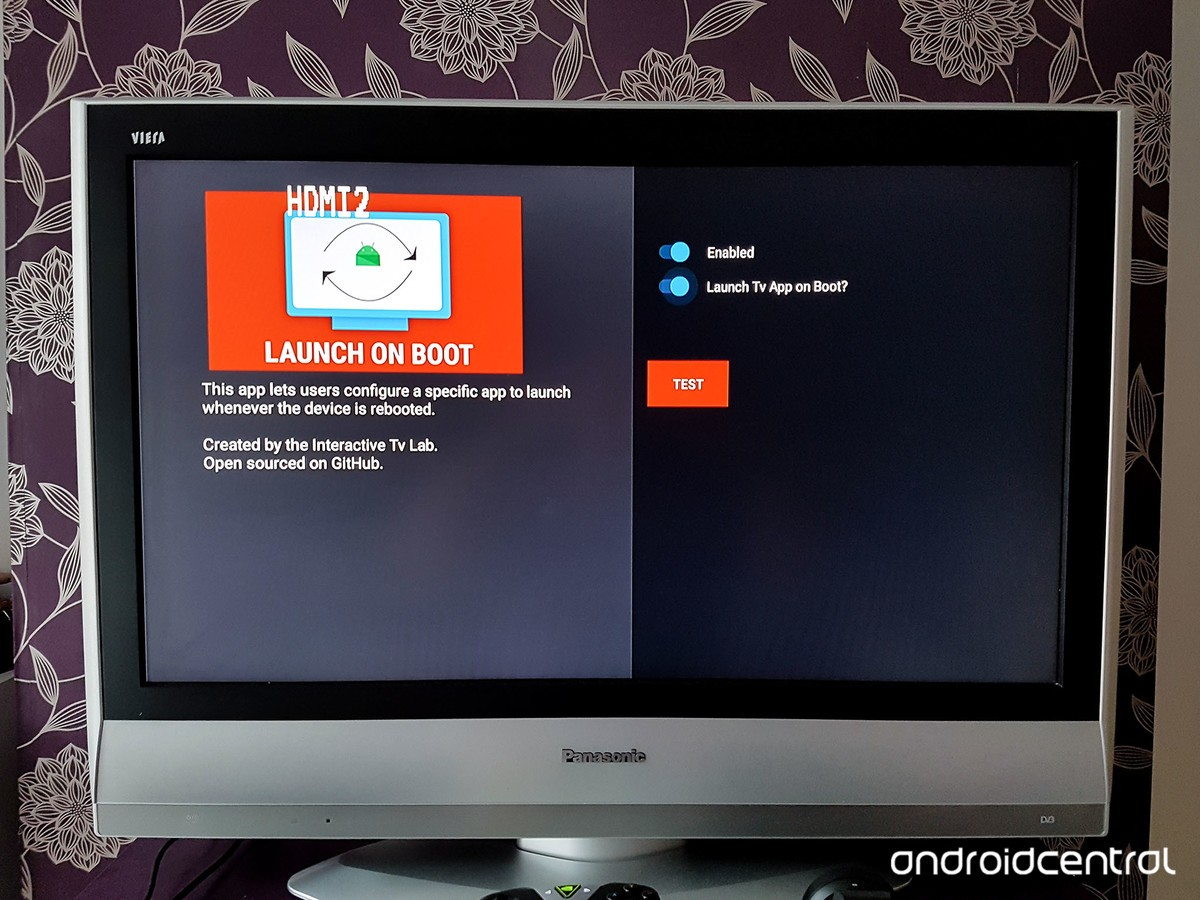 How to boot NVIDIA Shield TV straight into live television - AIVAnet
