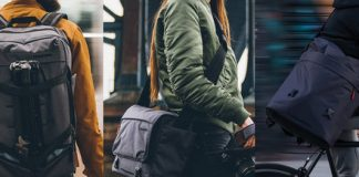 Manfrotto's latest camera bags battle through the commute, from subway to bike