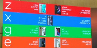 Moto X returns in Motorola's leaked 2017 phone lineup