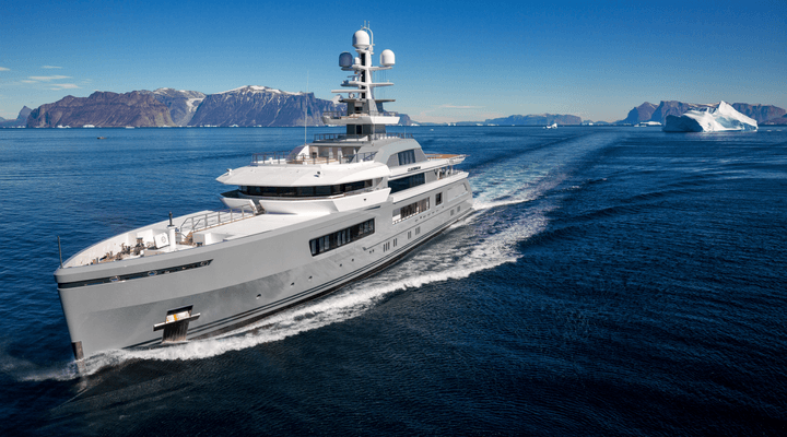 The 2017 world superyacht awards winners include two with for Motor boat awards 2017