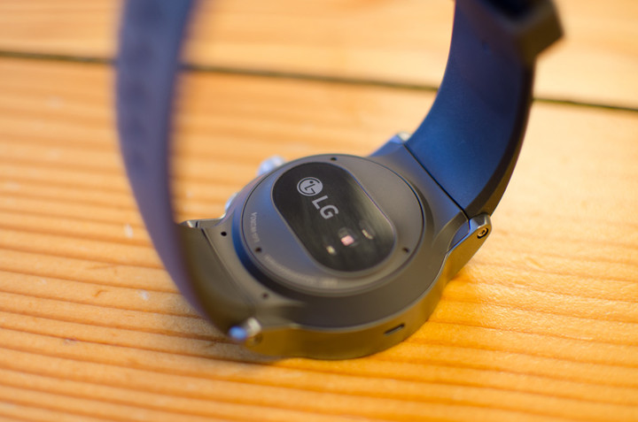 lg watch sport android  review