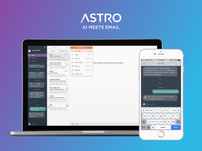 App Highlight Astro Ai Meets Email Aivanet