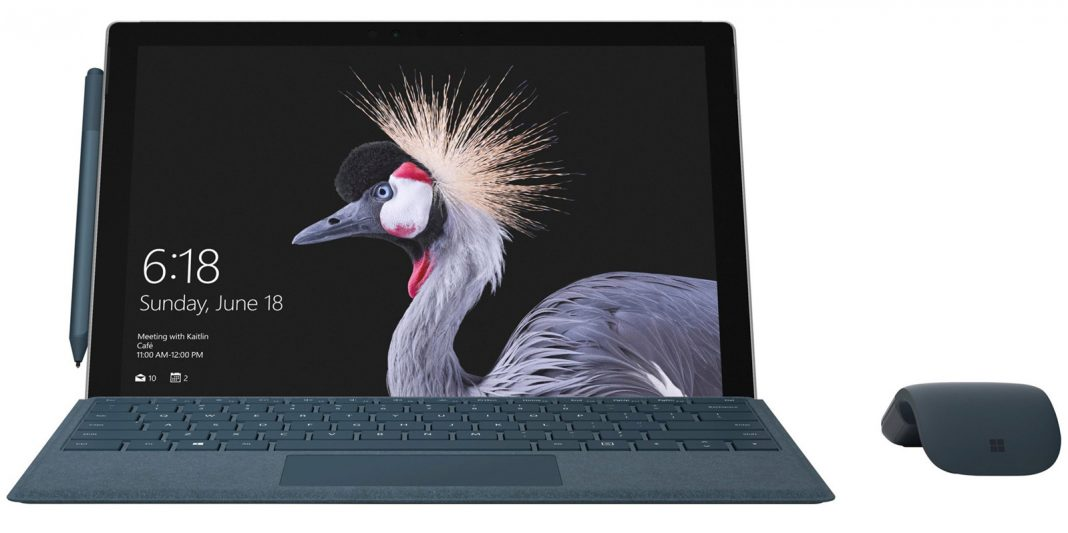 It looks like Microsoft has a new Surface Pro after all