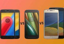 Motorola Moto C vs Moto E3 vs Moto G5: Which budget Moto phone is right for you?