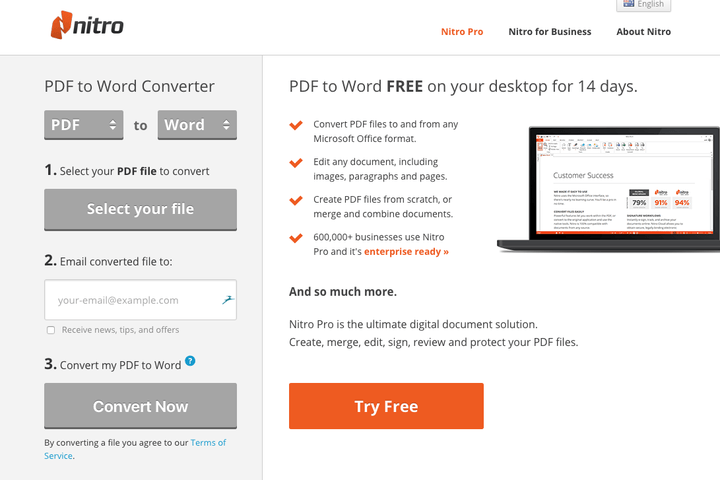 convert word to read only pdf