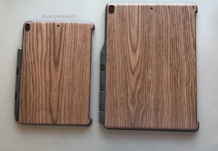 Cases for Upcoming 10.5-Inch and 12.9-Inch iPad Pro Reveal Stereo Speakers, Centered Rear Microphone