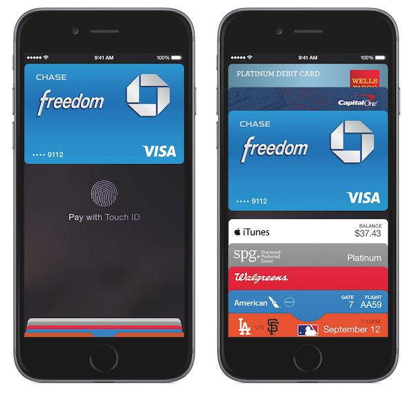 Apple and Visa Sued Over Digital Payment and User Authentication Technology Used in Apple Pay