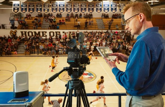'SlingStudio' Multi-Camera Production System Syncs With iPad for Real-Time Video Editing