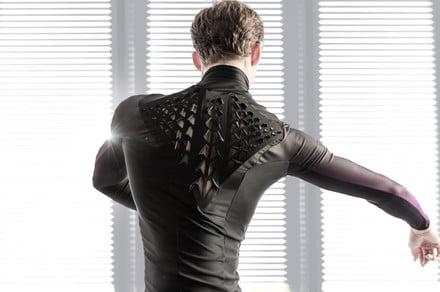 """Image result for This """"Living"""" Clothing Keeps You Cool by Breathing"""