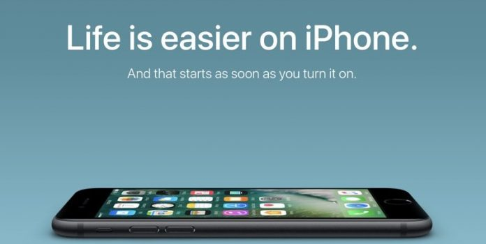 Apple Debuts Revamped 'Switch' Site to Lure Android Users to iPhone [Update: New Videos Added]
