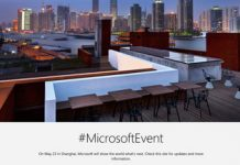 Microsoft Surface event in Shanghai: When is it and what to expect?