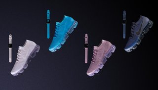 These Apple Watch bands from Nike were made to match your trainers
