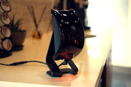 What do you get when you combine AI, a laser pointer? The best cat toy ever