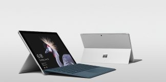 Microsoft Says New Surface Pro is 1.7× Faster Than iPad Pro With 35% More Battery Life