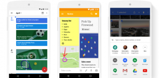 Google simplifies sharing notes, calendars and photos with family