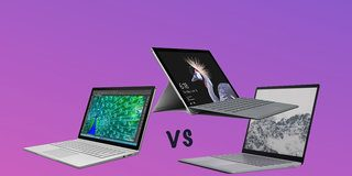 Microsoft Surface Pro (2017) vs Surface Laptop vs Surface Book: What's the difference?