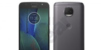 Motorola's first phone with dual rear cameras is the Moto G5S Plus