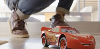 Sphero Launches $300 iPhone-Controlled Lightning McQueen From Disney/Pixar's Cars