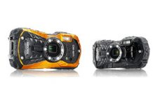 Ricoh's latest camera is waterproof, shockproof, and freezeproof