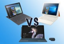 Microsoft Surface Pro vs Huawei MateBook E vs Samsung Galaxy Book: Battle of the 2-in-1s