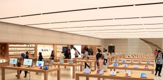 New Images Provide Detailed Glimpse Into Apple Orchard Road in Singapore