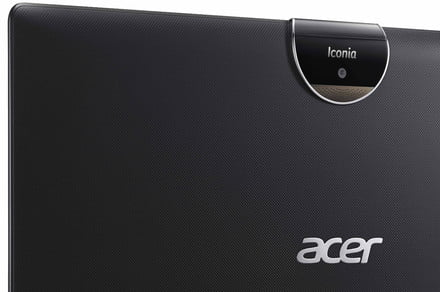 New Acer tablet has quantum dot technology, just like those super-desirable TVs