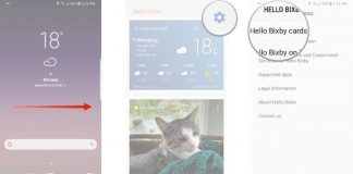 How to customize Hello Bixby on the Galaxy S8