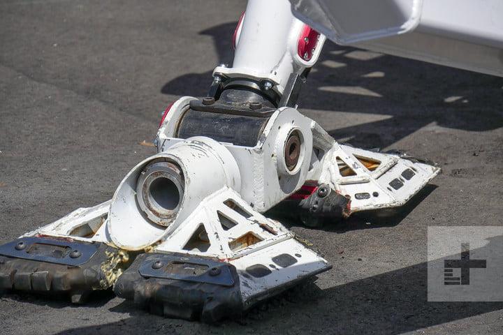 furrion prosthesis racing mech news