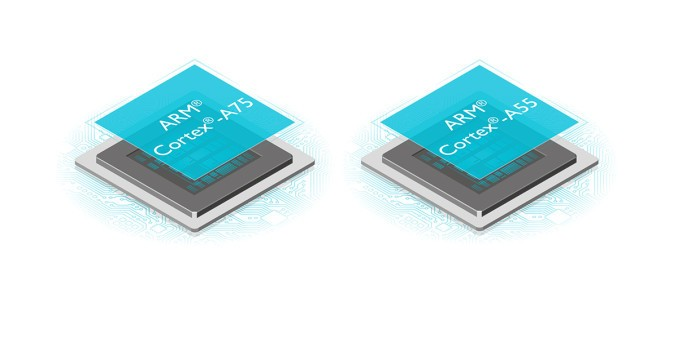 ARM's Cortex-A75 and A55 cores are ready to power next-gen phones