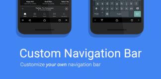 App Highlight: Custom Navigation Bar