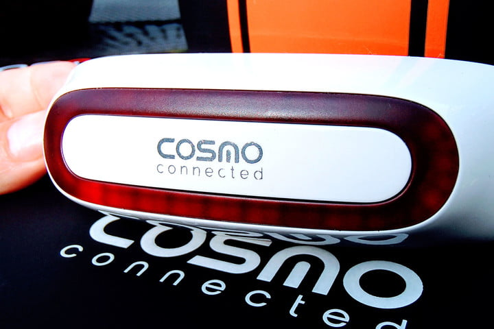 cosmo connected review brake light