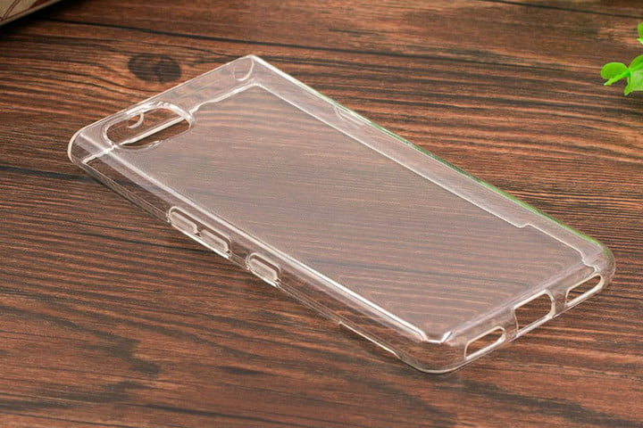 TopACE Transparent TPU Case