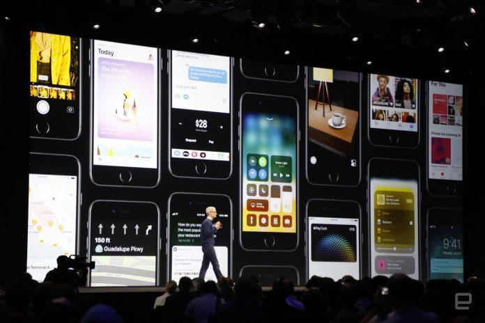 Watch Apple's WWDC 2017 keynote in 15 minutes