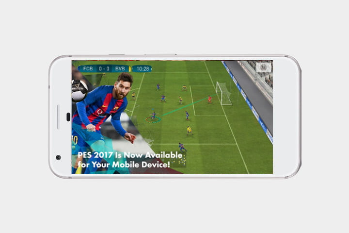 best android games pes2017