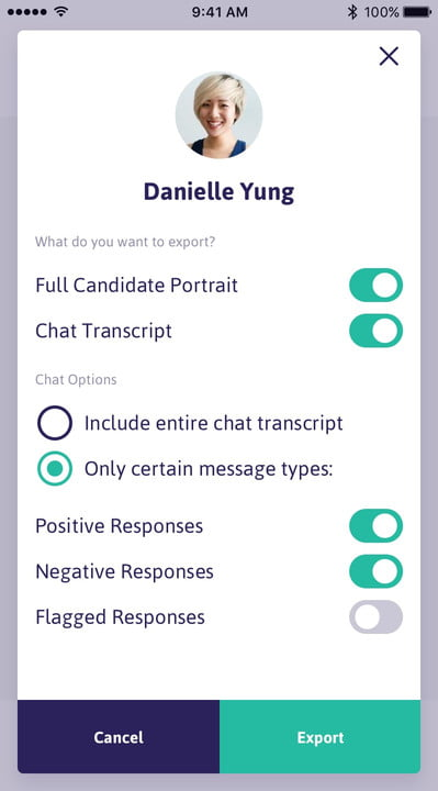 canvas app news chat  export 2x