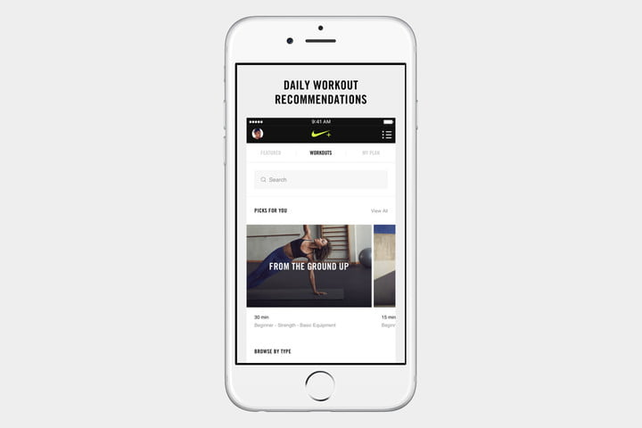 best health and fitness apps for iphone nike app