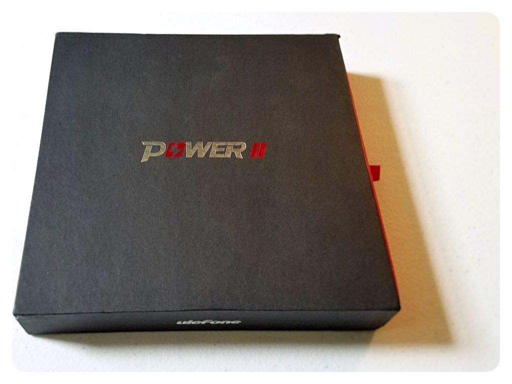 ulefone power 2 box