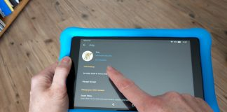 Set goals and limits for your kid's Fire tablet with Amazon's parental controls