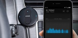 Go hands-free with Anker Soundsync Drive Bluetooth receiver, now just $17